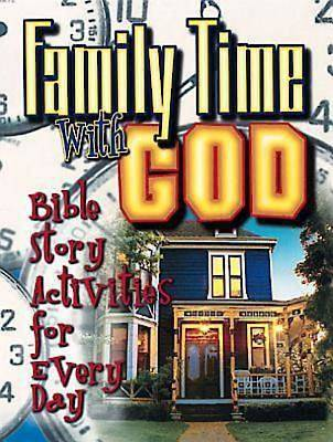 Family Time with God - eBook [ePub]