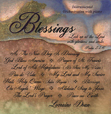 Lorraine Doan - Blessings CD