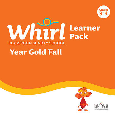 Whirl Classroom Grades 3-4 Learner Leaflet Fall Year Gold