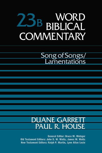 Song of Songs / Lamentations