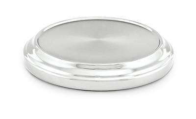 SILVERPLATE STACKING BREAD PLATE BASE