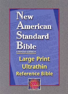 Ultrathin Reference New American Standard Bible