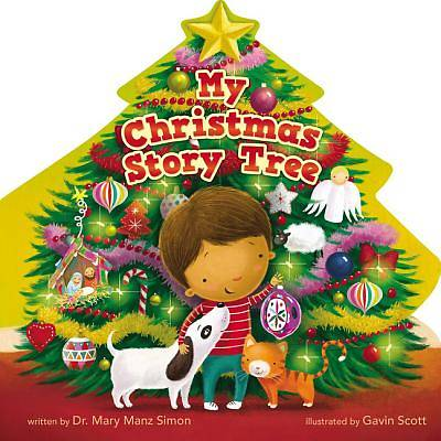 My Christmas Story Tree