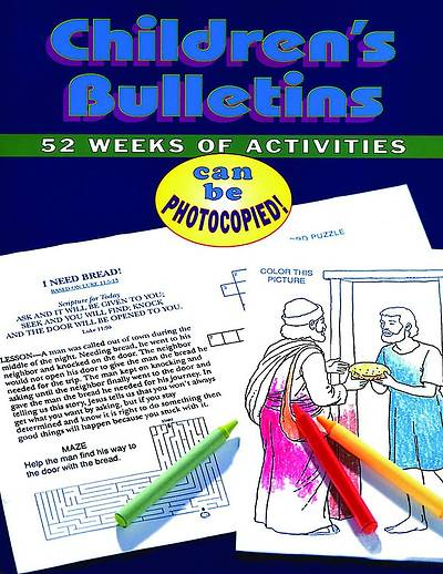 Childrens Bulletins - Download