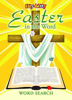Kid/Fam Ministry Itty Bitty ACT Bk - Seasonal - Easter in the Word NIV