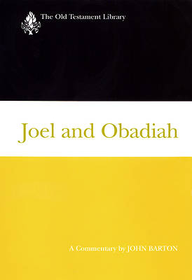 The Old Testament Library - Joel and Obadiah