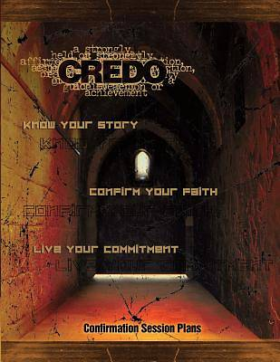 Credo Confirmation Session Plans