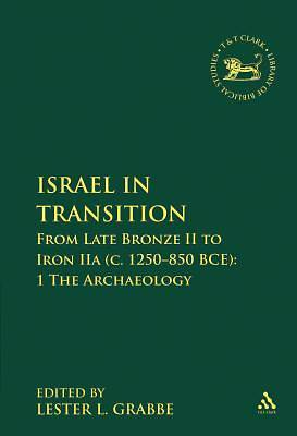 Israel in Transition, Volume 1