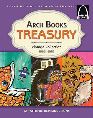 Arch Books Treasury Vintage Collection