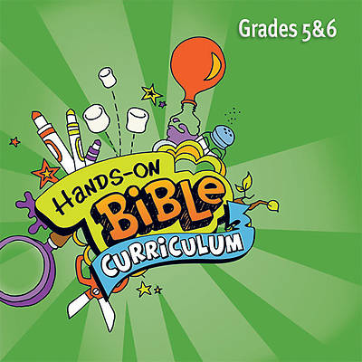 Group Hands-On Bible Curriculum Grades 5 & 6 CD Summer 2012