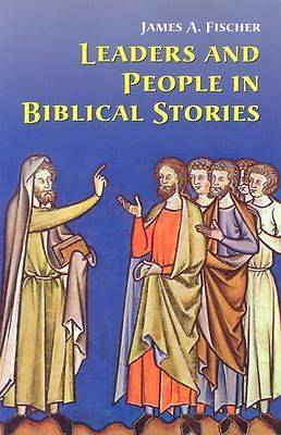 Leaders and People in Biblical Stories