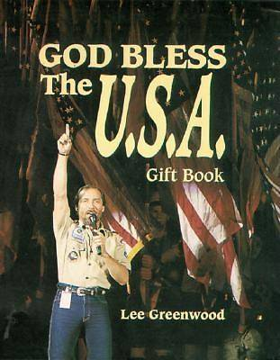 God Bless the U.S.A. Gift Book