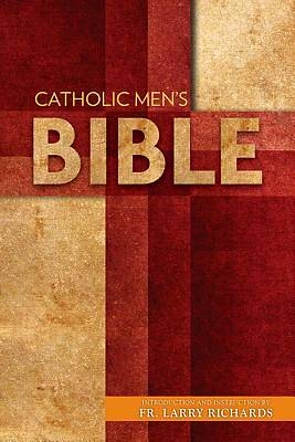 The Catholic Mens Bible Nabre