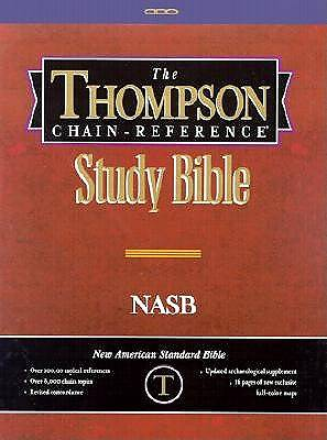 Thompson Chain-Reference Study Bible