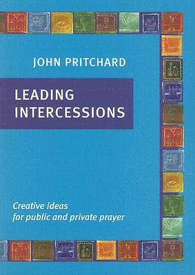 Leading Intercessions
