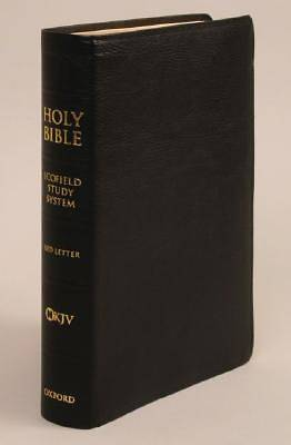 The Scofield Study Bible III New King James Version