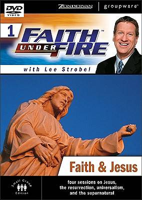 Faith Under Fire(tm) 1 - Faith & Jesus DVD