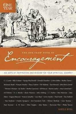 The One Year Book of Encouragement [ePub Ebook]