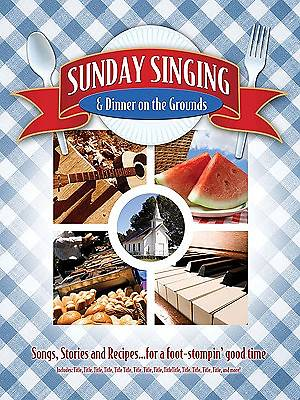 Sunday Singing and Dinner on the Grounds CD