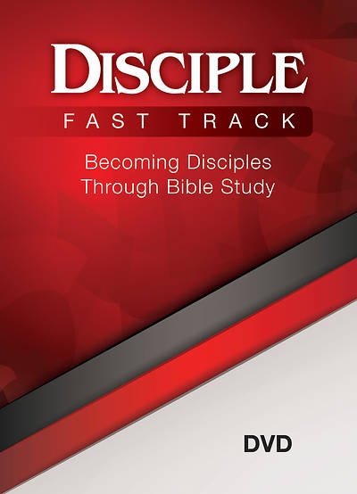 Disciple Fast Track Becoming Disciples Through Bible Study DVD