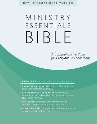Ministry Essentials Bible -NIV