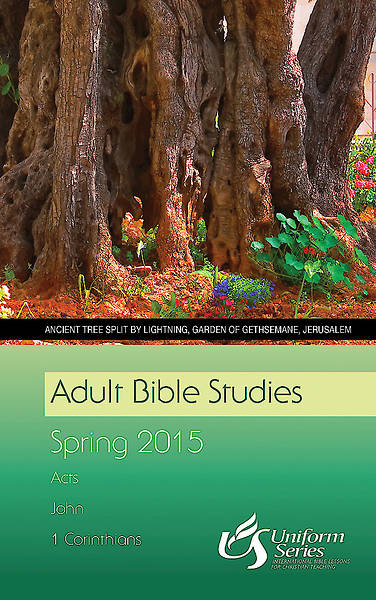 Adult Bible Studies Spring 2015 Student