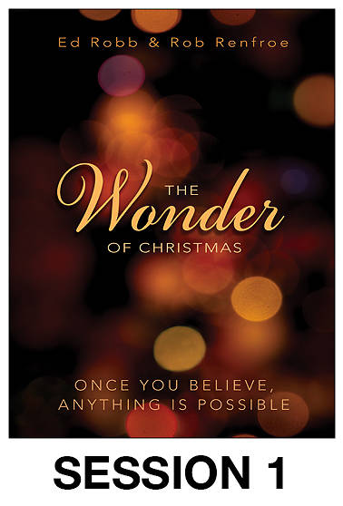 The Wonder of Christmas Streaming Video Session 1