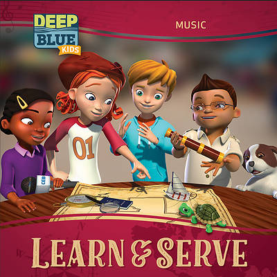 Deep Blue Kids Learn & Serve Annual Music CD 2017-18 Download