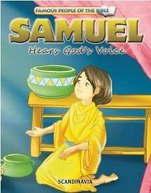 Samuel Hears Gods Voice