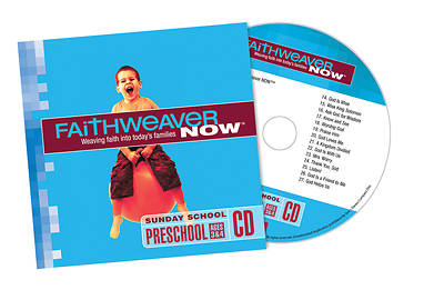 FaithWeaver Now Preschool CD Summer 2018