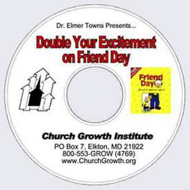 Double Your Excitement on Friend Day DVD