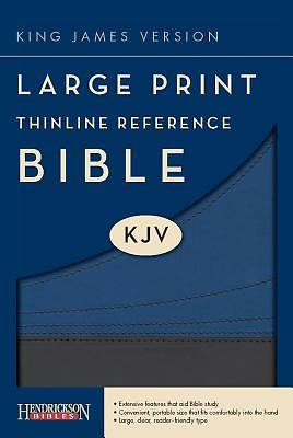 King James Version Large Print Thinline Reference Bible