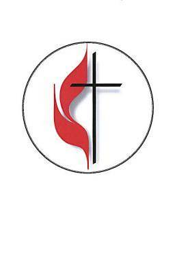 United Methodist Cross and Flame Bulletin (Pkg of 50)