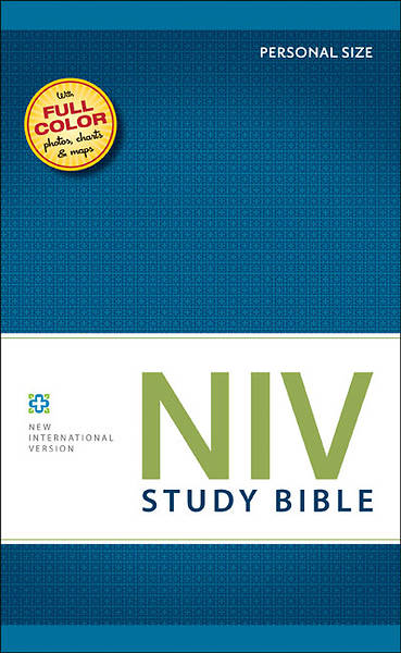 New International Version Study Bible, Personal Size
