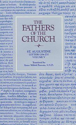 Letters of St. Augustine, Vol. 5