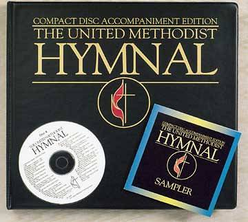 The United Methodist Hymnal Compact Disc Accompaniment Edition Disc 2