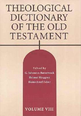 Theological Dictionary of the Old Testament #08