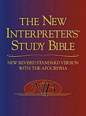 The New Interpreters Study Bible