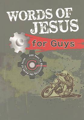 Words of Jesus for Guys