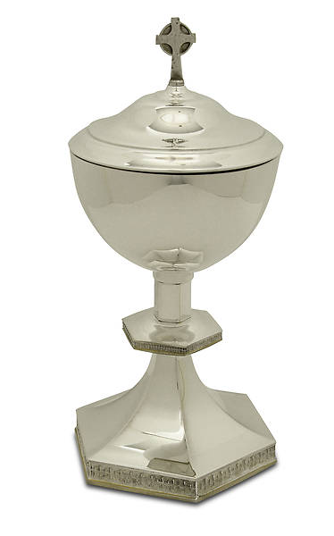CREATORS  STAR SILVERPLATE CIBORIUM