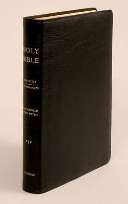 The Old Scofield Study Bible King James Version Standard Edition