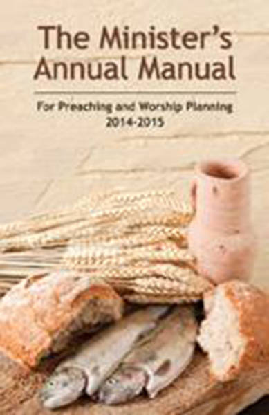 The Ministers Annual Manual 2014-2015 with CD-ROM