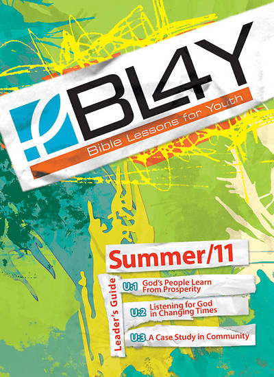 Bible Lessons for Youth Summer 2011 Teacher book download