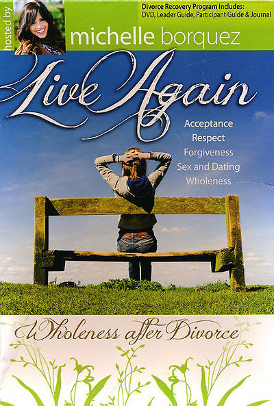 Live Again: Wholeness After Divorce complete Kit
