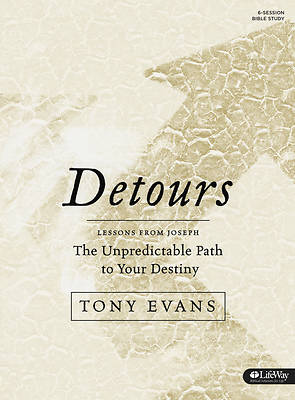 Detour to Destiny - Bible Study Book
