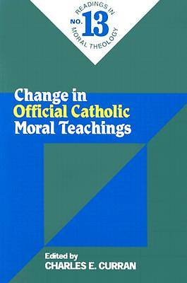 Change in Official Catholic Moral Teaching