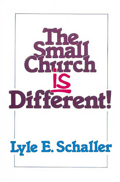 Small Church Is Different [Adobe Ebook]