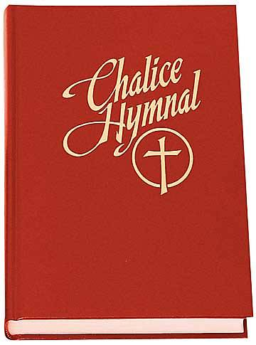 Chalice Hymnal Ecumenical Red