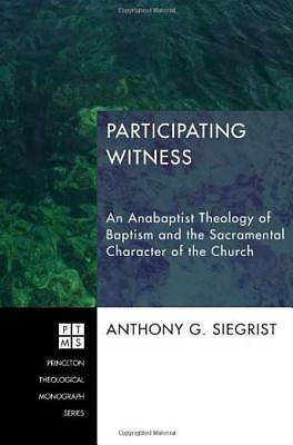 Participating Witness [ePub Ebook]