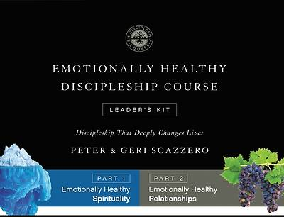 Emotionally Healthy Discipleship Courses Leaders Kit